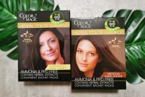 Color Magic染髮及護髮系列
