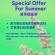 夏季優惠劵 5月份