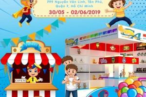 越南國際嬰童用品展2019