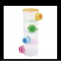 Mini BeBe大容量四層奶粉盒