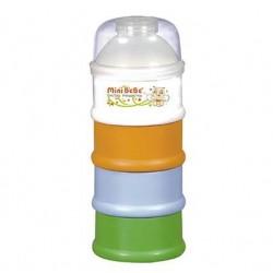 MiniBeBe 四層奶粉盒
