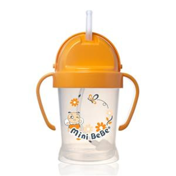 MiniBeBe 多多吸管杯