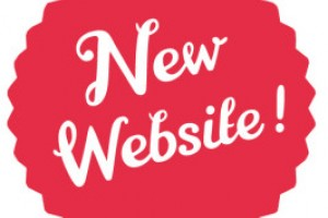 全新網站閃亮登陸